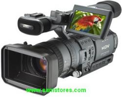 """Sony HDR-FX1E """"PAL"""" HDV 1080i Video Camcorder"""