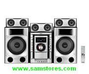Sony MHC-GNV99D Hi-Fi System with DVD