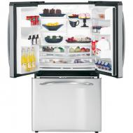 Whirlpool G25EFSB23 28 cu.ft. French Door Stainless Steel Refrigerators 220-240 Volts/ 50 hertz