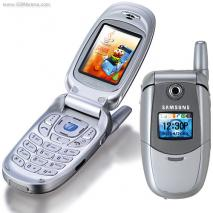SAMSUNG SGH-E300 UNLOCKED TRIBAND COLOR FLIP PHONE