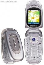SAMSUNG SGH-X480 UNLOCKED TRIBAND COLOR FLIP PHONE