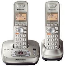 Panasonic KXTG4022N  Worldwide Use for 110-240 Volts