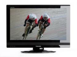 TOSHIBA 26AV600 HD READY MULTISYSTEM LCD TV FOR 110-240 VOLTS