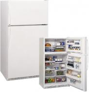 GE PTE25LBT WW Profile Top Mount Refrigerator for 220 Volts