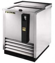 True ET24-7-S Horizontal Bottle Coolers Stainless Steel 230-240 Volt