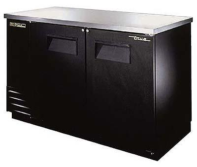 True ETB2 Back Bar Cooler with Solid Door 230-240 Volt 50Hz