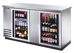 True ETB-3G-S Back Bar Cooler 230-240Volts