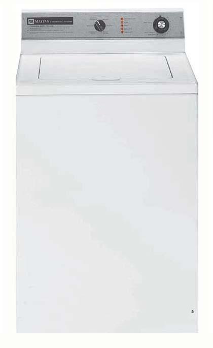Maytag Mat13 15mndgw Commercial Washer For 220 Votls
