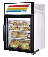 Marvel 61CRF Compact Refrigerator with Door that accepts 1/4 panel 230 Volt 50 Hz