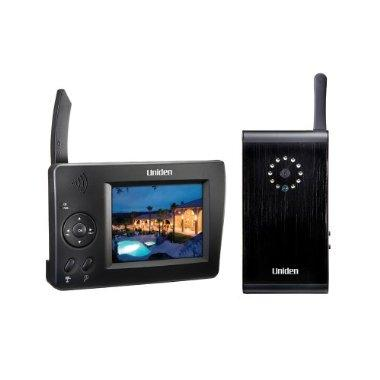 Uniden Wireless Security Surveillance System for 110-240 Volts