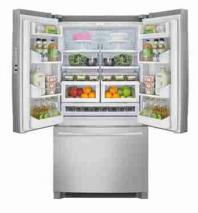 Frigidaire FSGH30V8LS by Electrolux French-Door Refrigerator 220 Volts