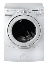 Whirlpool SCW1112WH Duet AQUA STEAM Washer  for 220 Volts