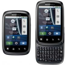 MOTOROLA SPICE XT300 QUAD BAND ANDROID 3G HSDPA BLUETOOTH GSM MOBILE PHONE