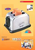 Palson EX410W toaster