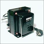 TC-300A 300 Watts Step Down Transformer CE approved and certified.