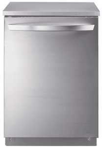 GE GDWT768VSS Fully Integrated Dishwasher with 14-Place Settings 4 Cycles FACTORY REFURBISHED FOR USA