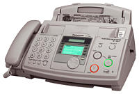 PANASONIC KX-FM131 3-in-1 Fax Machine/Scanner/printer for 220 volts