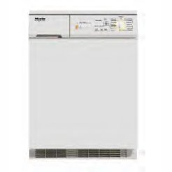 AEG T35850 7Kg Vented Tumble Electric Dryer in White for 220 Volts