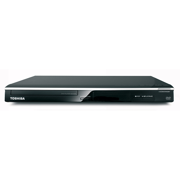 Toshiba SD3300 Multi region DVD player | Multisystem tv | 220 volts ap